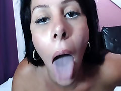 Big mummy in bedroom Latina Ass and Tits Webcam Show Doggy Style & Pussy