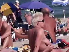 Nude Beach Public Exhiibitions