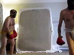 naked boxing