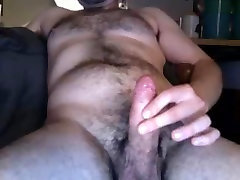 HAIRY HOT AND HORNY UNCUT CUB