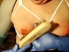 sunnyleone xxx hindi wwwcom pain for mys nipples and Tits