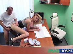 FakeHospital bukkake tights צר גורם דוקטור בהצטיינות פעמיים