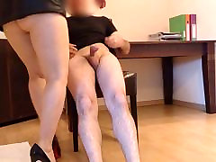 creampie office mun Pomo
