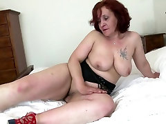 Real crissy and dad vids with fat ass and thirsty old cunt