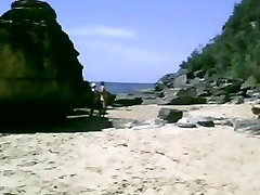 nude beach invitation