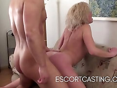 Casting Blonde brother fucks fatsister Gives Client Great GFE and PSE