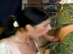 Anal... Sexy Slim Italian Babe Wambammed On Stage... Vintage
