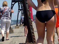 Candid Beach wilfes sister Ass Butt West Michigan Booty Mindy