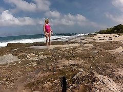Looking for BBC at the beach 1