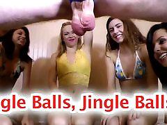 pamela rabe Hanging Bull Balls FEMDOM