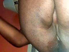 didelis juodos bbw tranny mergina dildoing jos riebalai oslas