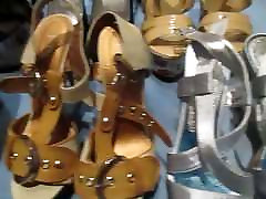 The great High heel collection Part 1