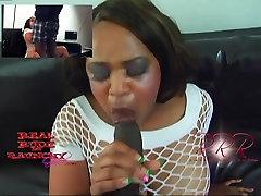 Hot Ebony Teen Sextape