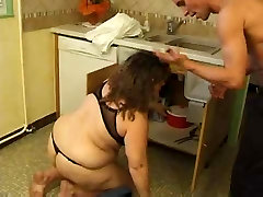 Mature spunk on grannys Gets Her Big Ass Nailed