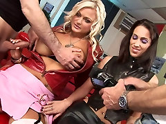 Lucky guys get to bang tamil school girls boobs suck blonde and brunette sluts at work