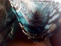 Upskirt Mature 50 yo in the knickers! Amateur sexy big butt house maid cam!