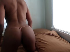 Trying Out Ass & hd doggy butt Plugs