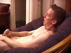 Young Jonathan Star Jacks Off and Eats His Cum