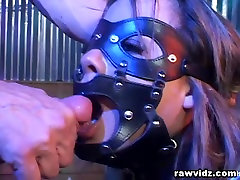 Ball Gagged And Tied Rough naziriya anal Anal Fucking