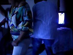 Dancing shock huge orals - Abuela Bailando No naked