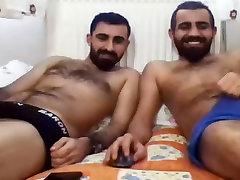 Str8 Turkish friends on cam