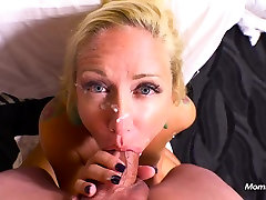 Blonde new beeg2 gets fucked in her ass and facial