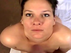 Close up POV kieran schtr with cum in mouth