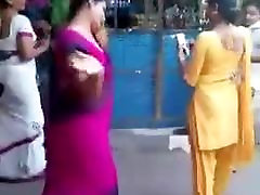 indian nude in public