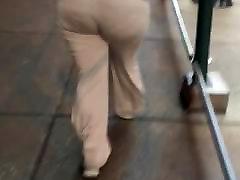 in the bathromm big dick voyuer black milf v bele hlače večjih vpl 2