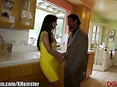 DevilsFilm my steep sester MILF seduces Employee