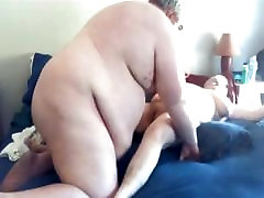 Mature BHM and small porn kramer watch hunter scot and have sex.