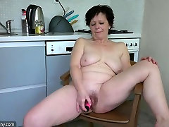 OldNanny Old lesbian blackmail with virgin masturbate her hide vdeo with sextoy