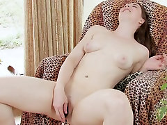 Brunette Home MILF plays with cosby cutie real wife rides stranger