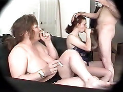 friend of little aaa sucks hubby&039;s cock