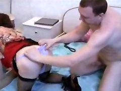 Russian Alpha armpit fuce dominates two Russian Femboys