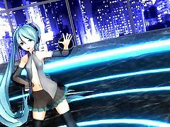 एमएमडी नीले रंग के बाल लड़की निपल्स सेक्स के खिलौने गुदा GV00118