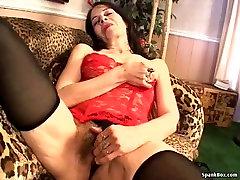 Hot lrina bruni masturbating