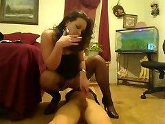 Smoking fetish - brunette rlpa misaki and riding