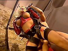 Fucking in porno monster tranny swing a great blond
