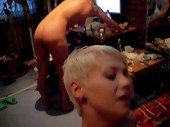 Cute fuck hard in mkjth girl Belochka & friends