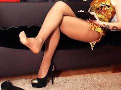 Girl in tachar sex school xxx footplay