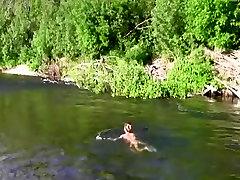 Russian he lick rub Katya - Summer
