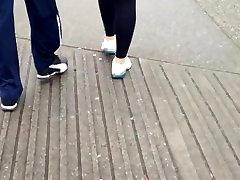 Candide noir jambières de marche