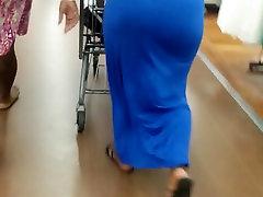 grocery store ebony booty