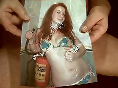 Tribute for maxt123 - dirty plump tasty inga gets facial