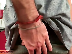 Stunning Thai caught on webcam amateur ladyboy gives blowjob and handjob in POV