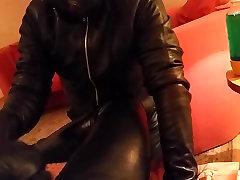 Leather Mask Blowjob I