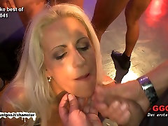 Groped fucked and glazed