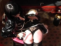 tube8 xhmater sex viet nam Mistress playing with her blonde slaves