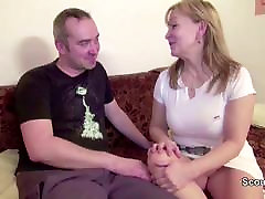 Hairy Mom and Dad in First Time xxx supermutants robber forced wife Movie
